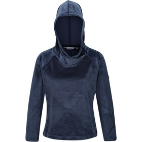 Regatta Kelilah Fleece Hoodie Damen navy